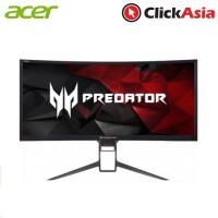 "Acer Predator Z35P Ultra-wide Curved Gaming Monitor - 35"" VA UWQHD"