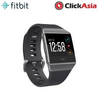 Fitbit Ionic Fitness Smartwatch (Charcoal/Smoke Gray)