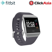 Fitbit Ionic Fitness Smartwatch (Blue Gray/White)