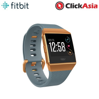 Fitbit Ionic Fitness Smartwatch (Slate Blue/Burnt Orange)