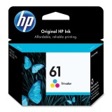 HP 61 Original Ink Cartridge (CH562WA - Tri-color)