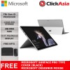 Microsoft Surface Pro Core i5 / 128GB / 4GB RAM + Type Cover (Black) + Microsoft Designer Mouse