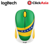 Logitech M328 Fan Edition Wireless Mouse - Brazil (910-005406)