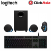 Logitech G Lightsync Bundle - G512 Tactile Switch + G502 + G560